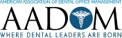 American Association of Dental Office Manager logo