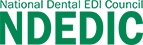 National Dental EDI Council logo